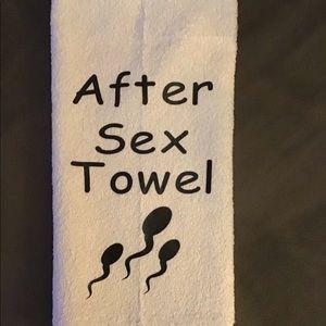 Funny Hand Towel